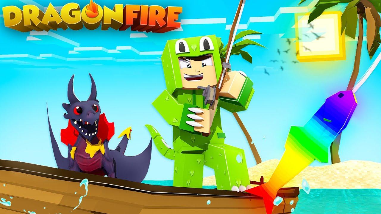 DragonFire - THESE MAKE DRAGONS GO CRAZY!