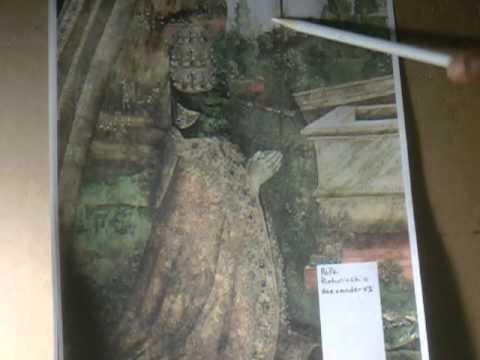Pope Pinturiccihio Alexander VI - AKA The Reptillian - Genetic Manipulator