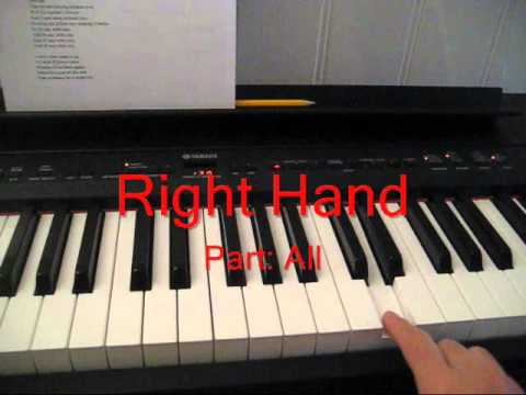 How To Play Pray By Justin Bieber On Piano Tutorial Youtube
