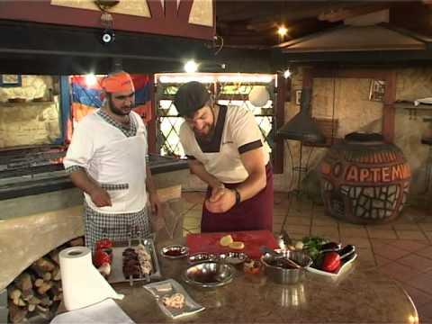 Армянская кухня — 29 рецептов с фото. Национальная ...
