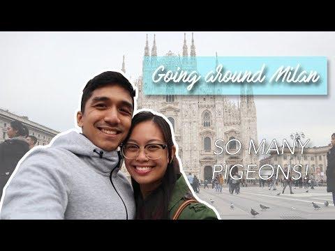 Going Around Milan! | Mashler Daily