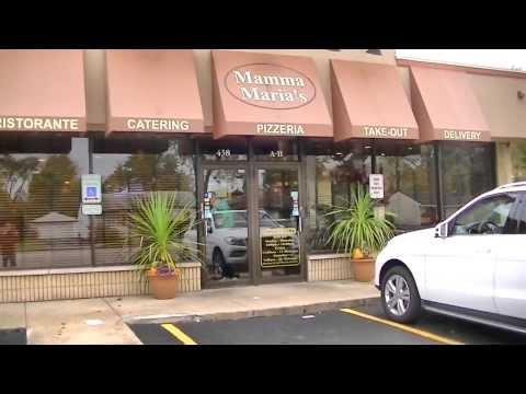 Mamma Maria's Pizza Bensenville IL  (630) 350-9550