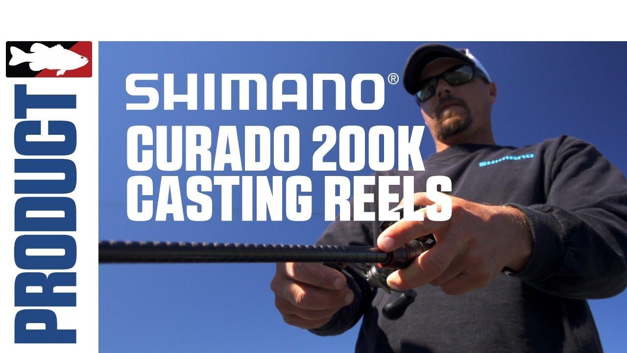 Jared Lintner and Alex Davis Discuss the Shimano Curado 200K