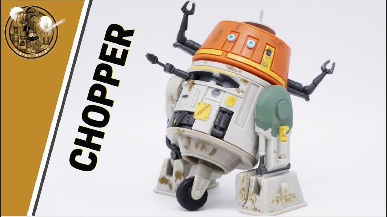 LEGO STAR WARS C1-10P MINIFIG Rebels Chopper Astromech Droid