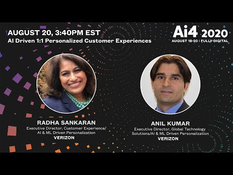 AI Driven 1:1 Personalized Customer Experiences