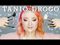 TANIE vs DROGIE p?dzle do makija?u ? Red Lipstick Monster ?