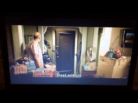 Percy Jackson & The Olympians: The Lighting Thief Do Not Open Scene