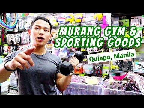 #Raon Murang Gym Equipment & Sporting Goods| Price Update 2020