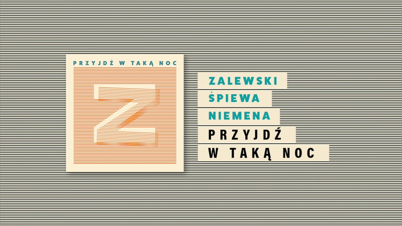 Krzysztof Zalewski – Przyjdź w taką noc (Official Audio)