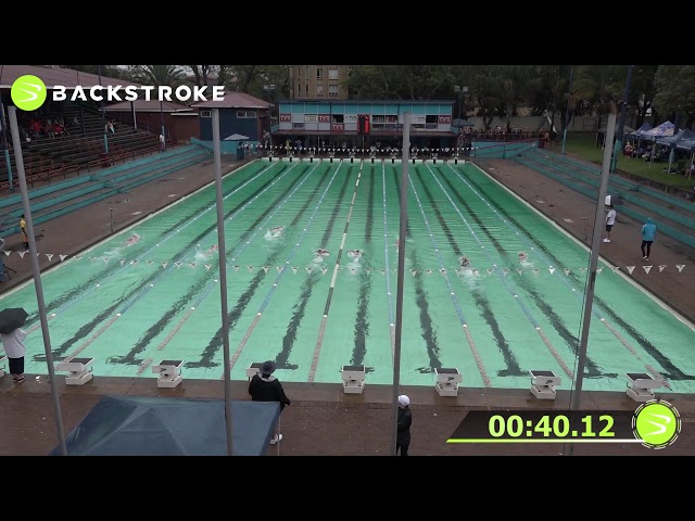 #201 Mixed 100 LC Meter Freestyle Heat 10 of 15