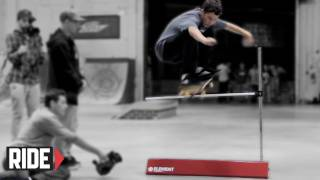 Ollie Elimination Challenge: One in a Million 2012 Episode 3