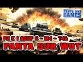 World of Tanks : Gameplay PzI - M4 - T46 avec Fanta