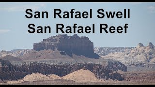 San Rafael Swell & Reef Recreation Area Natural Wonder Colorado Plateau Goblin Valley Slot Canyons