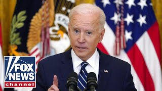 Biden snubs FOX News' Peter Doocy in first press conference