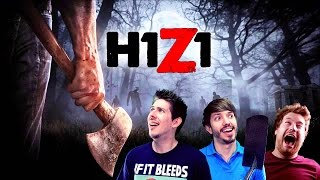 H1Z1 - Havin' a Zombie Bash! #1