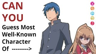 Popularity Wars - Ep 11 - Toradora - Who Is The Best Character?
