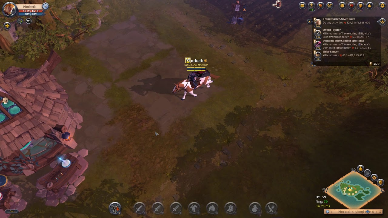 Albion Online Problems albion online framerate issues - youtube