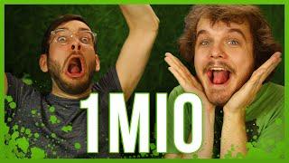 1 Million Abonnenten Spezial Scheiße