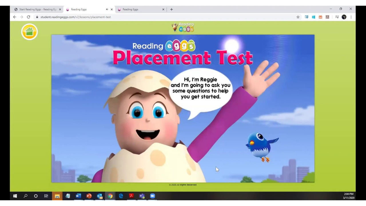 Reading Eggs How To Get Students Started Youtube How many levels on reading eggspress