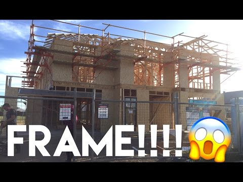 Download Youtube: Building Our Dream Home | The Frame is Up!! - Episode 7
