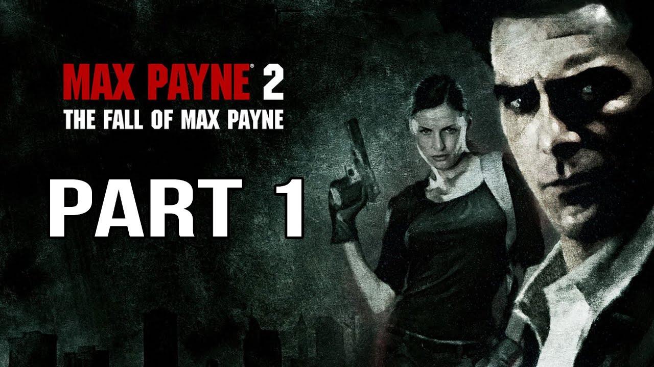max payne 1 cover art