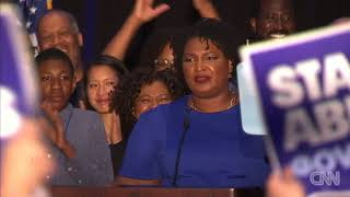 Stacey Abrams wins Democratic primary in Georgia.
