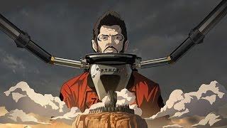 Deus Ex Mankind Divided A Criminal Past Обзор! Технозеки и Адам!