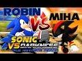 Sonic VS Darkness T N R Online с Михой и Робином mp3