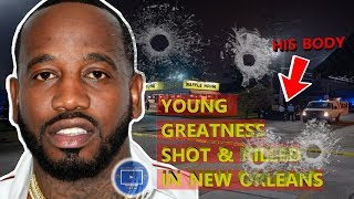 New Orleans Rapper Young Greatness Murdered Outside A Waffle House Diner