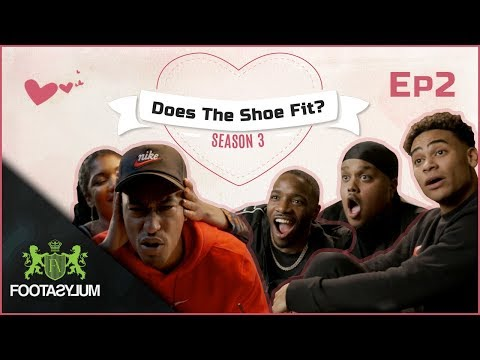 FILLY GETS A KISS!   Does The Shoe Fit? Season 3   Episode 2