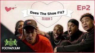 FILLY GETS A KISS! | Does The Shoe Fit? Season 3 | Episode 2