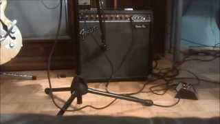 Fender 85 (good audio)
