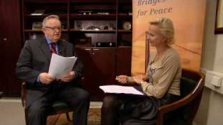 Martti Ahtisaari on: What is a good mediator?