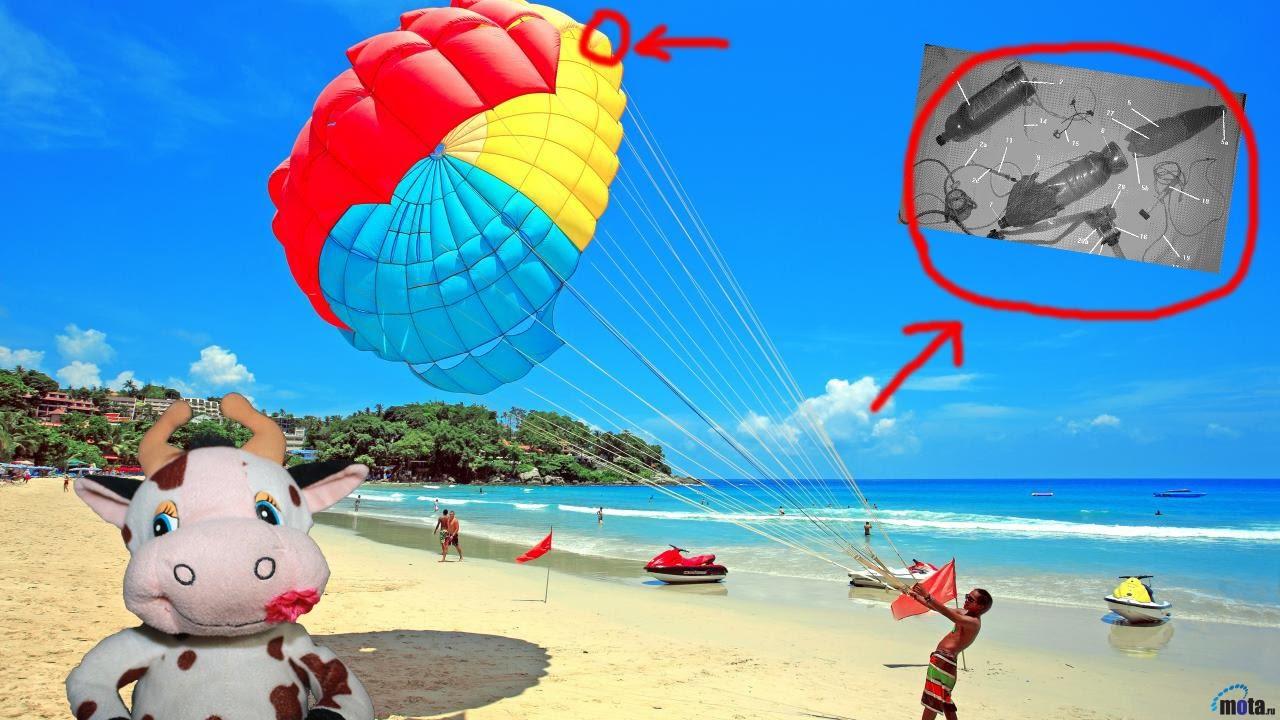 Видео как сделать парашют фото 144