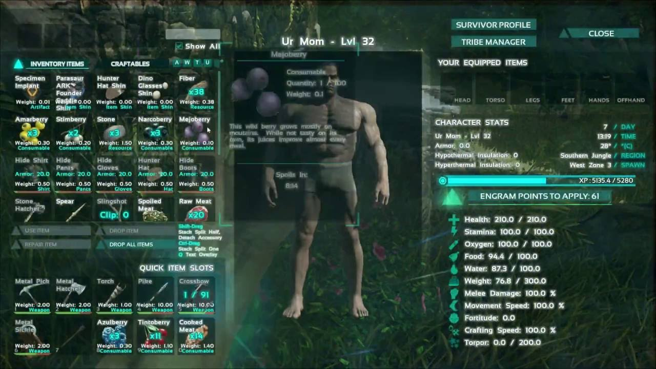 How To Get Items Back After Dying   ARK Survival Evolved