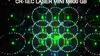 CR TEC LASER MINI M800 GB