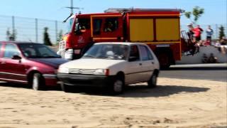 Portes ouvertes Sapeurs Pompiers de la Vallée de la Lys (Nord) partie 1
