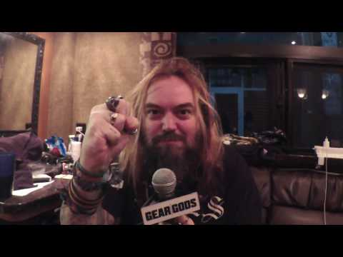 MAX CAVALERA - The Gear Used On ROOTS and the Return To Roots Tour | GEAR GODS