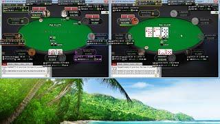 Видео: Покер в субботу, 30 августа – Часть 3