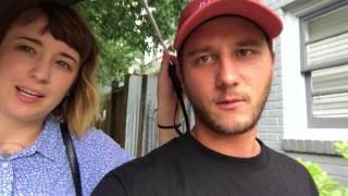 New Orleans Honeymoon and Skating with Dakota Servold!