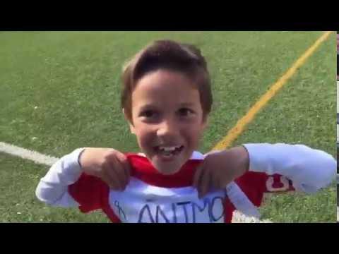 De Fernando Torres a Fernando Torres: un jugador benjamín le dedica el gol al 'Niño'