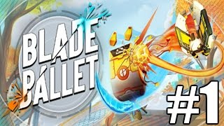 The FGN Crew Plays: Blade Ballet #1 - Blade SOCCER (PC)