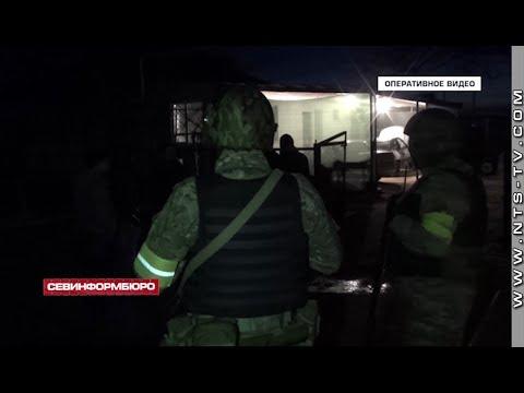 Сотрудники ФСБ задержали экстремистов в Крыму