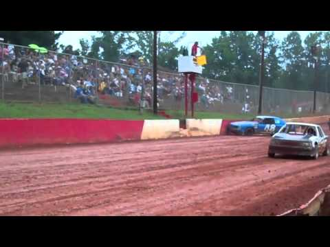 East Lincoln Speedway 8/21/2010
