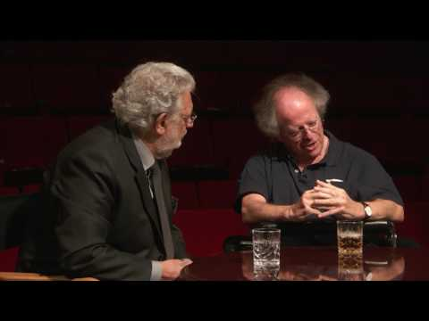 James Levine, Plácido Domingo, and Peter Gelb in Conversation