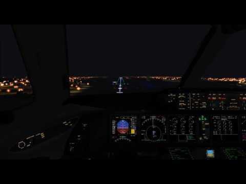 Landing Bahrain