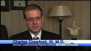 Kyphoplasty Spine Surgery, Charles Crawford, III, MD
