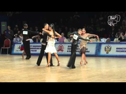 Final Cha Cha Cha | World Junior II LAT | DanceSport Total