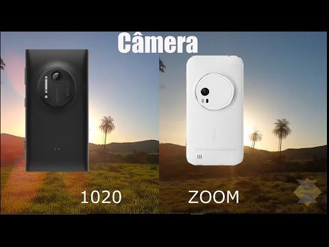 Nokia Lumia 1020 vs Asus Zenfone Zoom - Qual a melhor câmera?