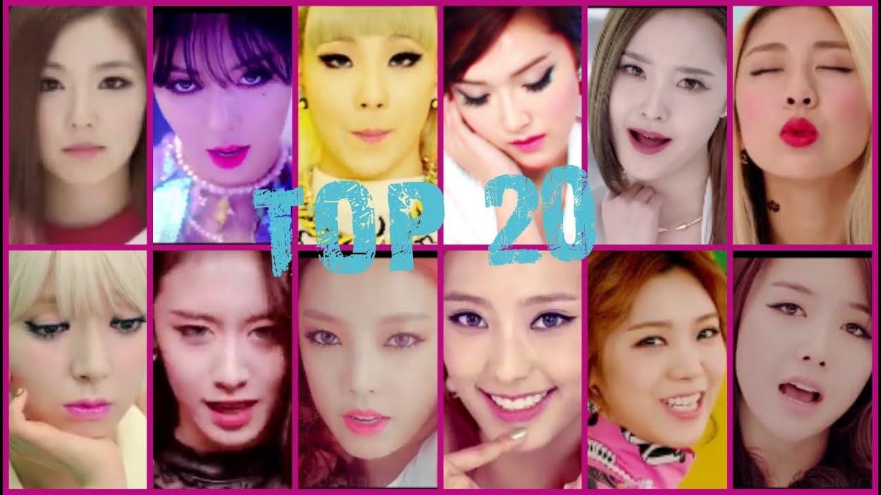 Best kpop girl group 2014 silverado